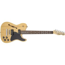 Fender Jim Adkins JA-90 Telecaster Thinline, Rosewood Fingerboard, Natural