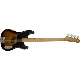 Fender Mike Dirnt Road Worn Precision Bass, Maple Fingerboard, 3-Color Sunburst