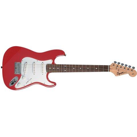 Squier Mini, Rosewood Fingerboard, Torino Red