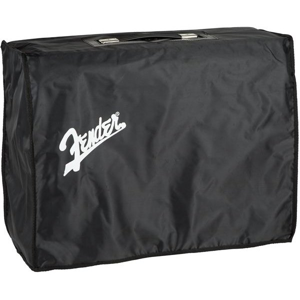 Fender Multi-Fit Amplifier Cover, Vibrolux, '63 Vibroverb, Black