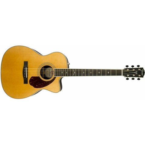 PM-3 Deluxe Triple 0, Ebony Fingerboard, Natural