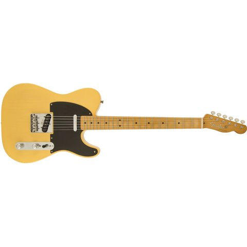 Road Worn '50s Telecaster, Maple Fingerboard, Blonde