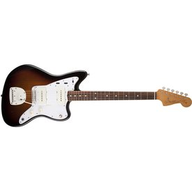 Fender Road Worn '60s Jazzmaster, Rosewood Fingerboard, 3-Color Sunburst