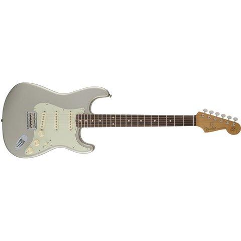 Robert Cray Stratocaster, Rosewood Fingerboard, Inca Silver