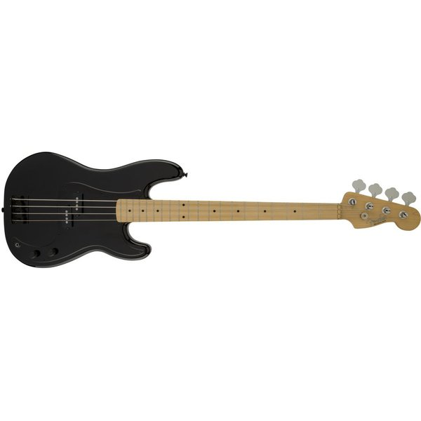 Fender Roger Waters Precision Bass, Maple Fingerboard, Black