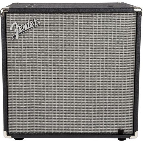 Rumble 112 Cabinet, Black/Silver