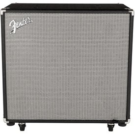 Fender Rumble 115 Cabinet (V3), Black/Silver