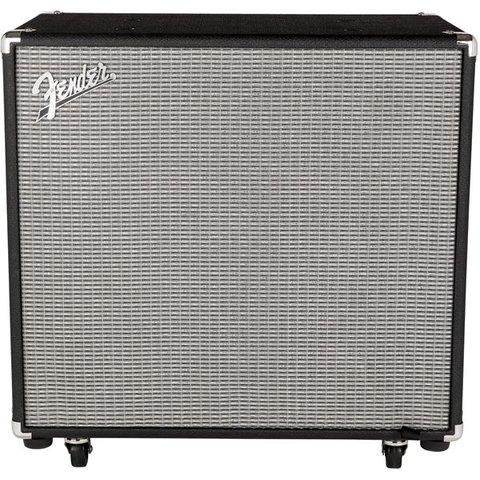 Rumble 115 Cabinet (V3), Black/Silver