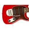 Sergio Vallin Signature Guitar, Rosewood Fingerboard, Hot Rod Red