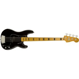 Squier Squier Classic Vibe P Bass '70s, Maple Fingerboard, Black