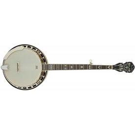 Fender Standard Concert Tone 55 Banjo, Rosewood Fingerboard, 3-Color Sunburst