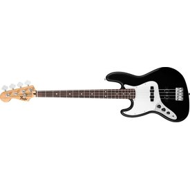 Fender Standard Jazz Bass Left-Handed, Rosewood Fingerboard, Black