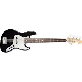 Fender Standard Jazz Bass V (Five String), Rosewood Fingerboard, Black