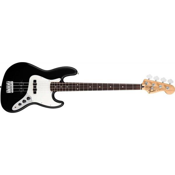 Fender Standard Jazz Bass, Rosewood Fingerboard, Black