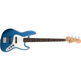 Fender Standard Jazz Bass, Rosewood Fingerboard, Lake Placid Blue