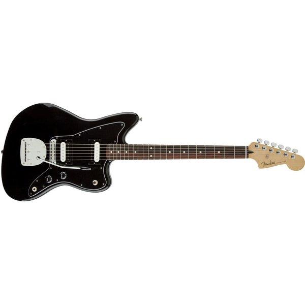 Fender Standard Jazzmaster HH, Rosewood Fingerboard, Black