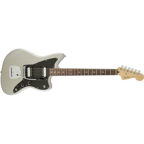 Standard Jazzmaster HH, Rosewood Fingerboard, Ghost Silver
