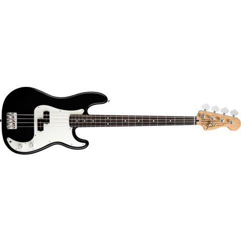 Standard Precision Bass, Rosewood Fingerboard, Black
