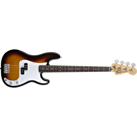 Standard Precision Bass, Rosewood Fingerboard, Brown Sunburst
