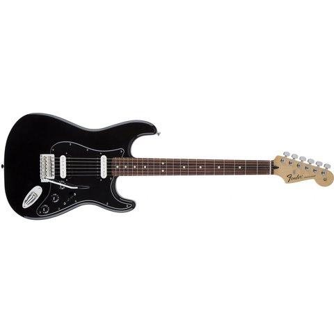 Standard Stratocaster HH, Rosewood Fingerboard, Black