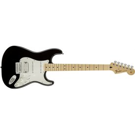 Fender Standard Stratocaster HSS, Maple Fingerboard, Black