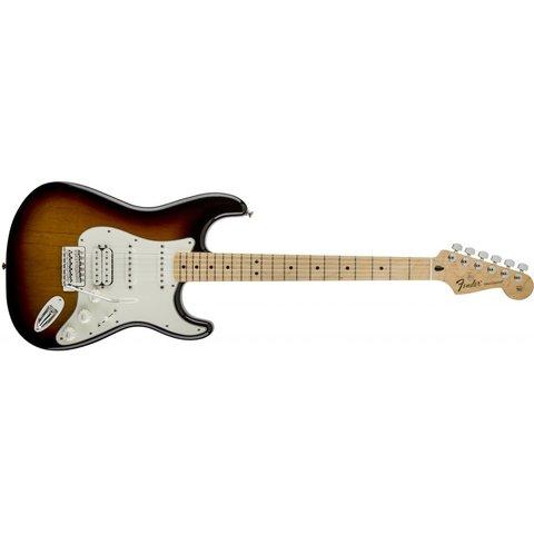 Standard Stratocaster HSS, Maple Fingerboard, Brown Sunburst