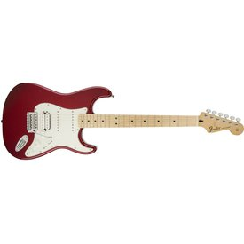 Fender Standard Stratocaster HSS, Maple Fingerboard, Candy Apple Red