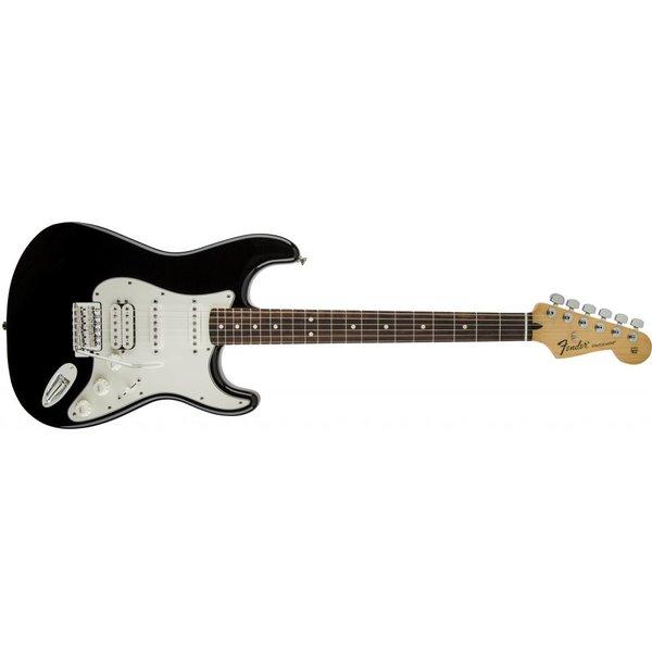 Fender Standard Stratocaster HSS, Rosewood Fingerboard, Black