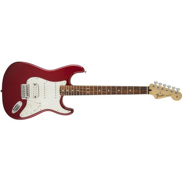 Fender Standard Stratocaster HSS, Rosewood Fingerboard, Candy Apple Red