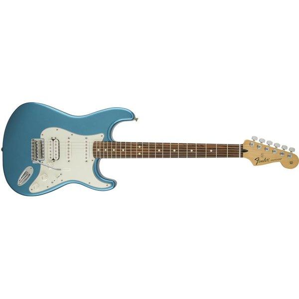 Fender Standard Stratocaster HSS, Rosewood Fingerboard, Lake Placid Blue