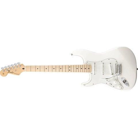 Standard Stratocaster Left-Handed, Maple Fingerboard, Arctic White