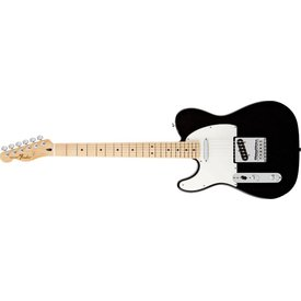 Fender Standard Telecaster Left-Handed, Maple Fingerboard, Black