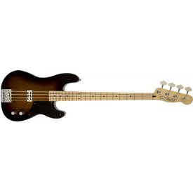 Fender Cabronita Precision Bass, Maple Fingerboard, 2-Color Sunburst