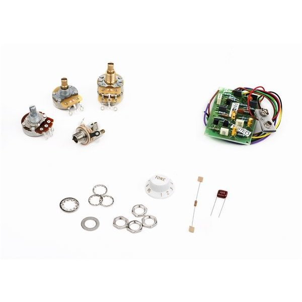 Fender Stratocaster Mid Boost Upgrade Kit