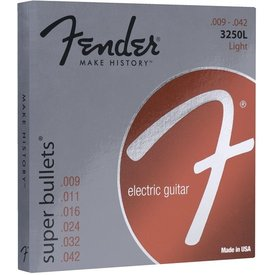 Fender Fender 3250 L 9-42 Super Bullet Strings