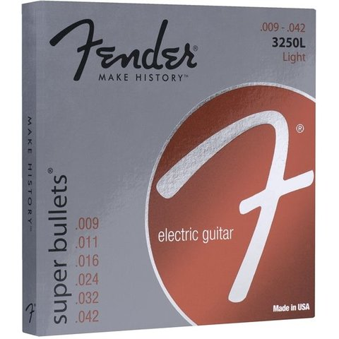Fender 3250 L 9-42 Super Bullet Strings