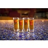 Fender Banner Headstock Shot Glasses, Set of Four