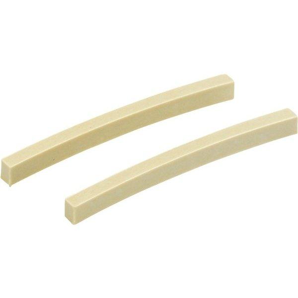 Fender Melamine Stratocaster/Telecaster String Nut Blanks (2)