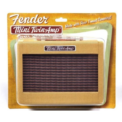 Mini '57 Twin-Amp, Tweed