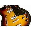 Coronado Guitar, Rosewood Fingerboard, 3-Color Sunburst