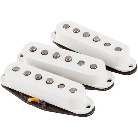 Custom Shop Fat '50s Stratocaster Pickups, (3)