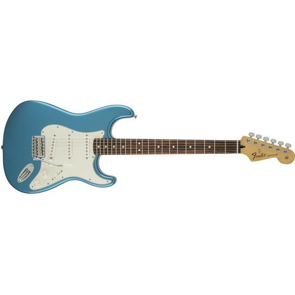 Fender Standard Stratocaster, Rosewood Fingerboard, Lake Placid Blue