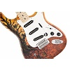 Special Edition David Lozeau Art Stratocaster, Maple Fingerboard, Tree Of Life