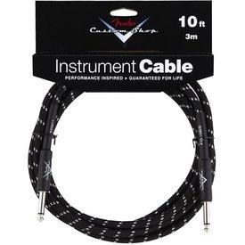 Fender Fender Custom Shop Performance Series Cable, 10', Black