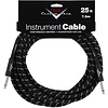 Fender Custom Shop Performance Series Cable, 25', Black