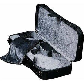 "Fender Fender Hardshell ""F"" Style Mandolin Case, Black"