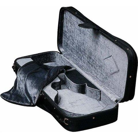 "Fender Hardshell ""F"" Style Mandolin Case, Black"
