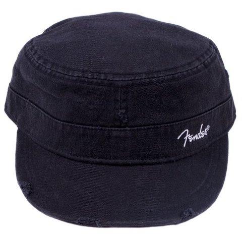 Fender Military Cap, Black, L/XL