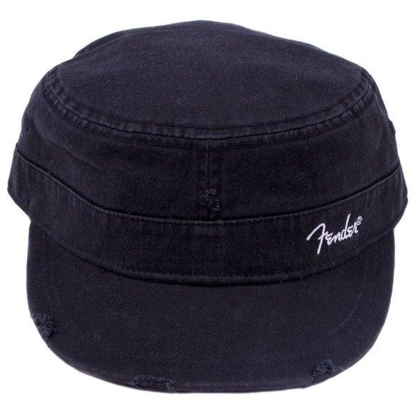 Fender Fender Military Cap, Black, L/XL