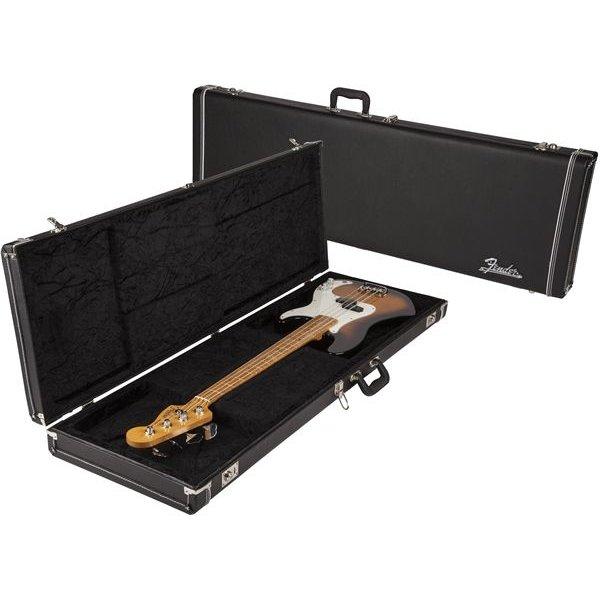 Fender Fender Pro Series Precision Bass/Jazz Bass Case (Black)